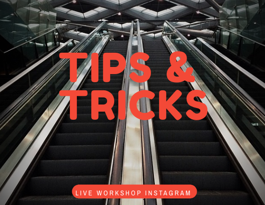tips trick workshop instagram