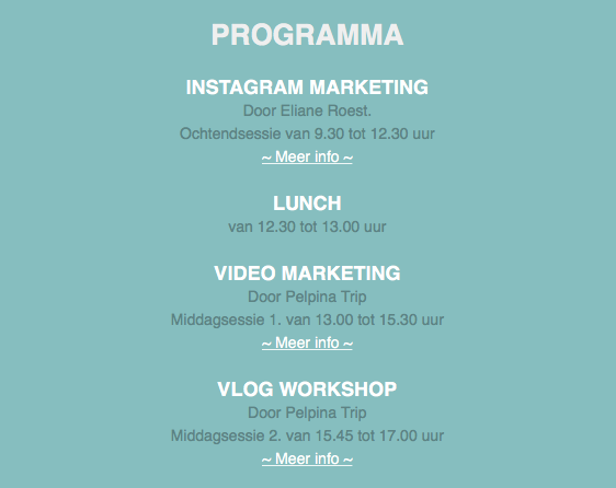 visual content-video-instagram-training-programma